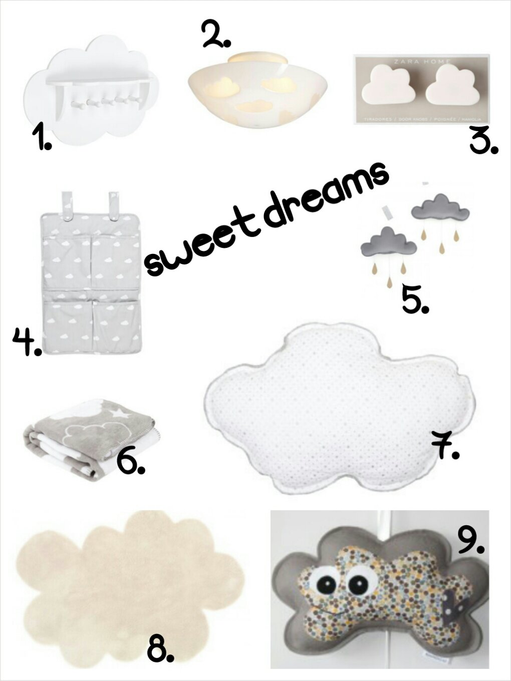 Nursery Ideas Cloud Theme Fashionablemoms